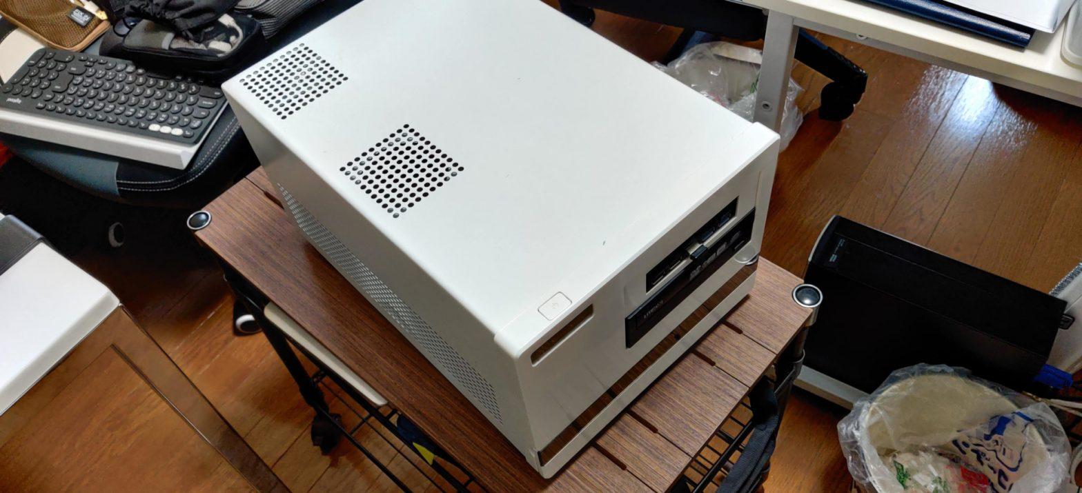 メインパソコン